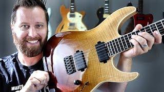 This Guitar is a BEAST! - Schecter C-1 SLS Elite!
