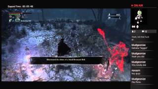 Bloodborne with RG! (Part 1)