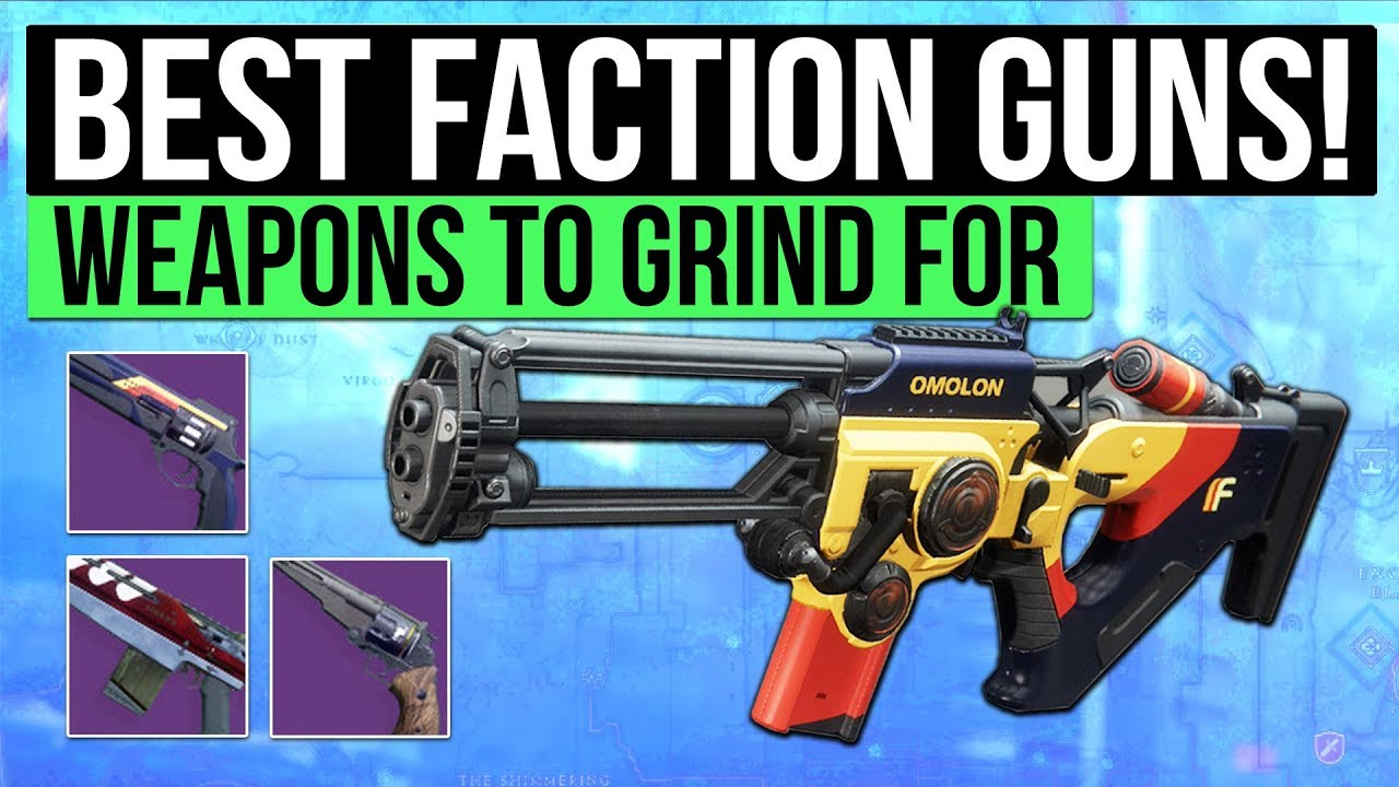 destiny 2 faction rally new monarchy weapons