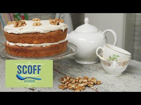 Coffee & Walnut Cake | Keep Calm And Bake
