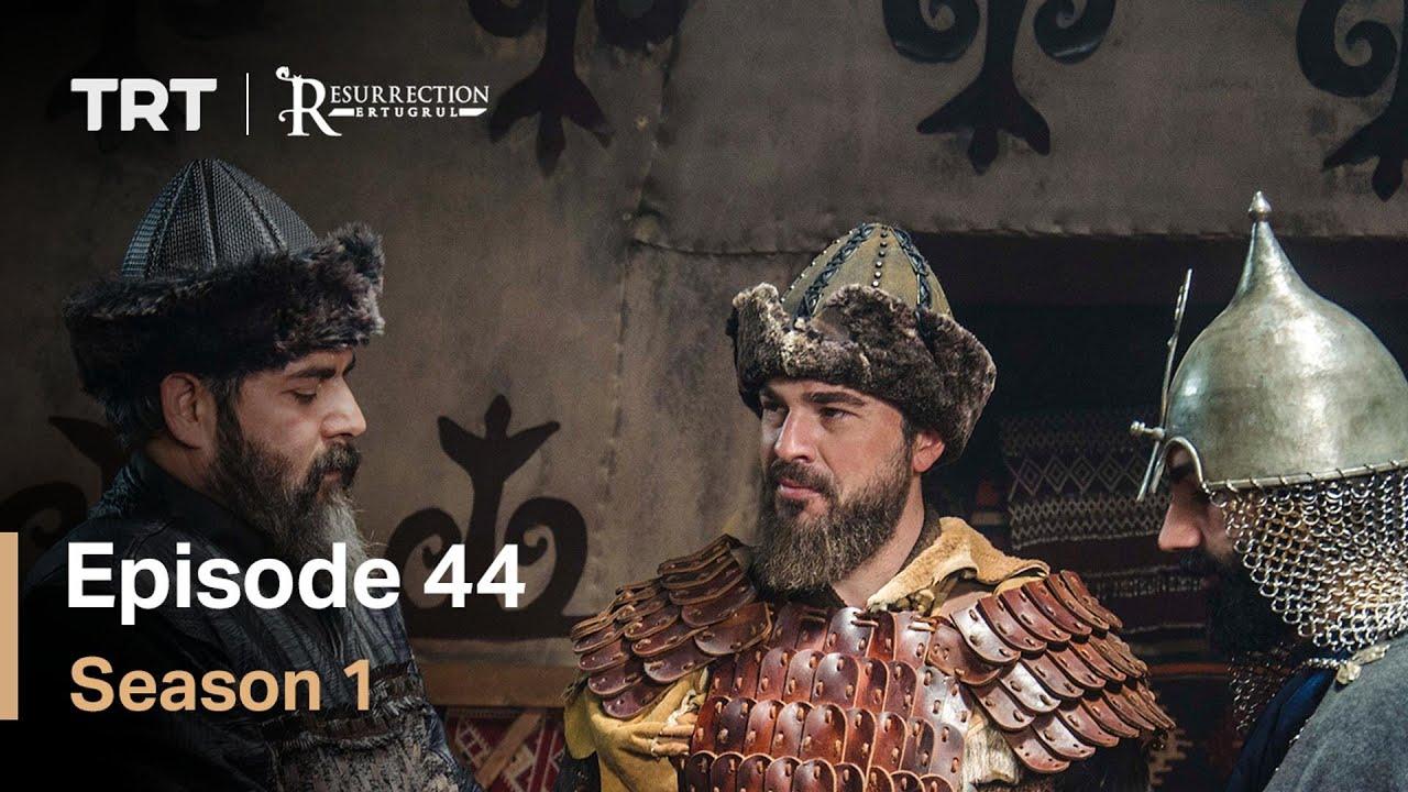 Resurrection Ertugrul Season 1 Episode 44 (English Subtitles)