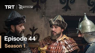 Resurrection Ertugrul Season 1 Episode 44