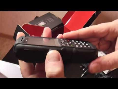 Sonim XP1300 Core Анбоксинг (обзор) мобильного телефона.
