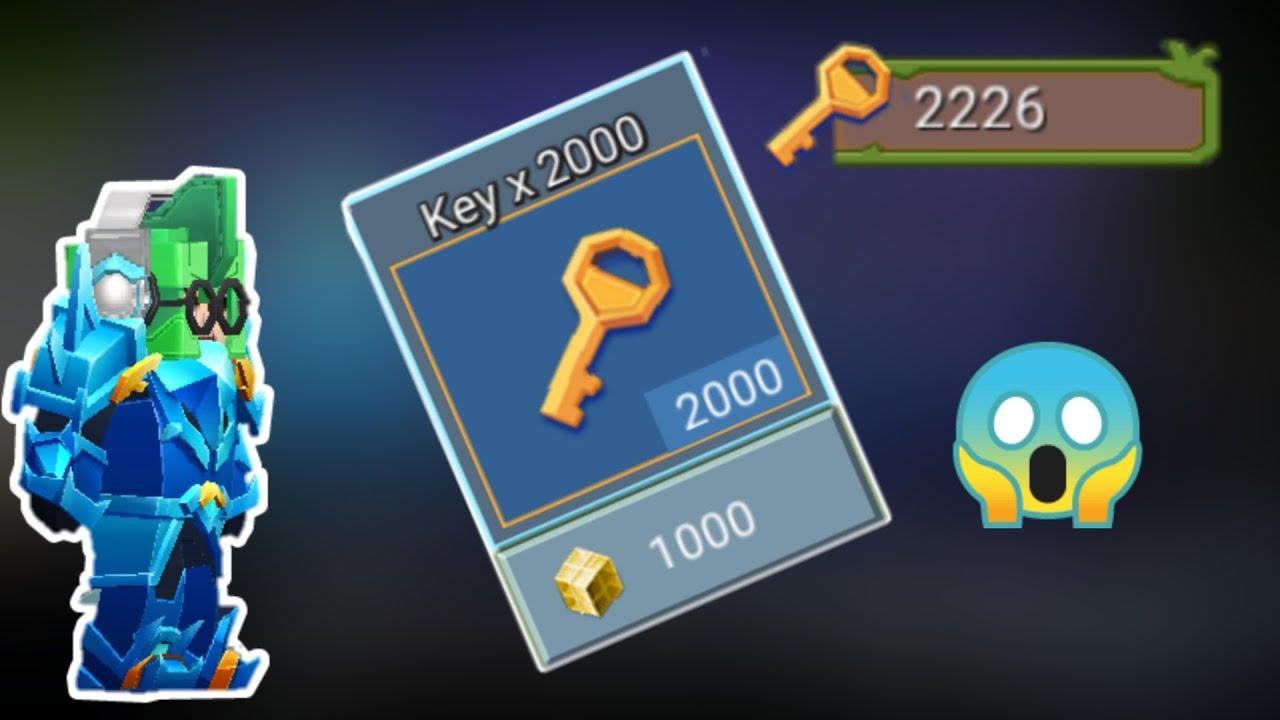 Buy 2000 Keys By GCubes [ 1000 Gcubes ]   Use Cubes#2