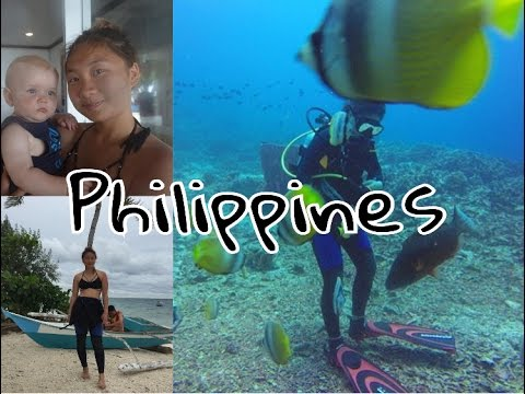 Travel vlog: Moalboal and Malapasqua, Philippines (Oct 2016)