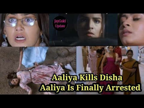 Download Aaliya Is Arrested For Disha Death |Twist Of Fate 3| Full Video