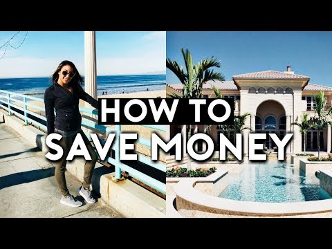Download Youtube: HOW TO SAVE MONEY FOR YOUR DREAM HOME & CAR!! TOP MONEY SAVING TIPS 2018   Nastazsa