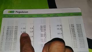 Download pendidikan viana vianita cara menghitung saldo tabungan emas pegadaian Mp3 and Videos