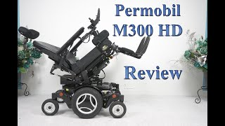 Permobil M300 Heavy Duty - Review #3229