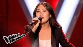 """Enerel.G - """"Wings"""" - Blind Audition - The Voice of Mongolia 2018"""
