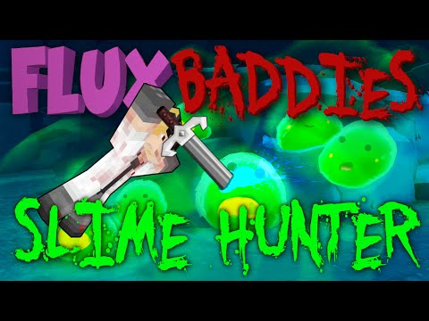 Minecraft Mods - Flux Baddies #32 Slime Hunter