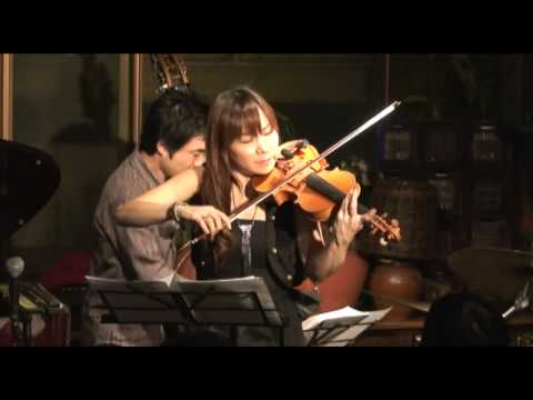 Bebe / Hermeto Paschoal : maiko jazz violin live!