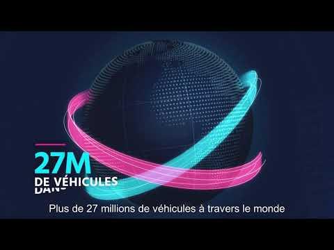 Vidéo Systèmes anti-collision Mobileye, à destination des flottes de véhicules