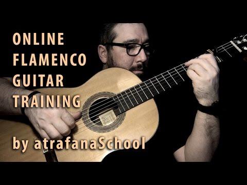 Online Flamenco Guitar Training - atrafanaStudies2 - promo 3