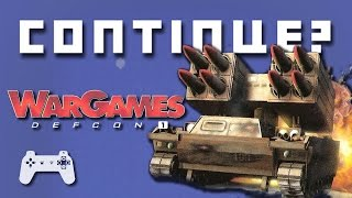 WarGames: Defcon 1 (PlayStation 1) - Continue?
