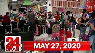 24 Oras Express: May 27, 2020 [HD]