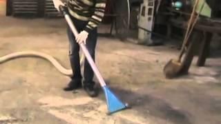 видео промышленные пылесосы