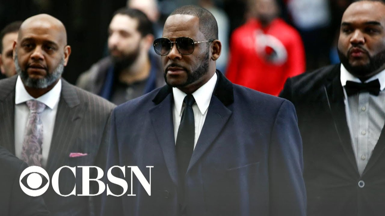 Download R. Kelly faces federal sex crime charges