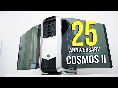 Return of the King? Cosmos II 25th Anniversary Edition
