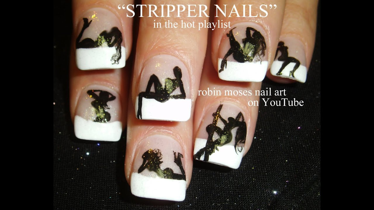 Hot nails exotic dancer nail art design stripper nails tutorial hot nails exotic dancer nail art design stripper nails tutorial prinsesfo Images