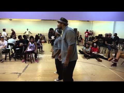 Popping Final LilBig Homies vs Lost Breed Crew