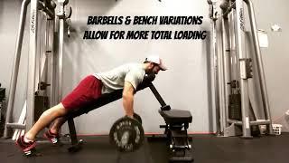 Episode 246 Strength-Focused Rowing Variations