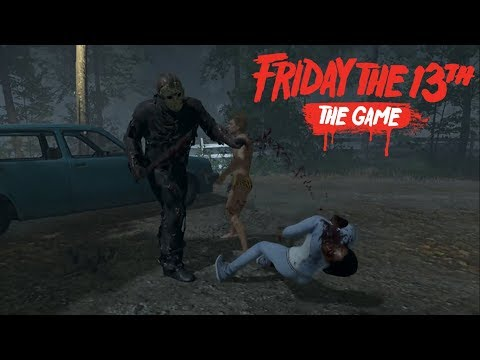 FRIDAY THE 13th THE GAME | JASON PART 7 NEW KILLS Gameplay