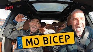 Mo Bicep part 1 - Bij Andy in de auto! (English subtitles)