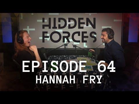 Hannah Fry |