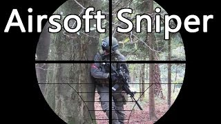 Airsoft Sniper Gameplay - Operation Beercan II - Part 2