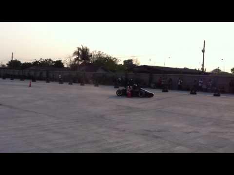 Nitto+Sport Truck Gymkhana 2011 // Formula Student Mahidol University Round2