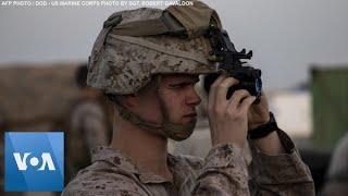 US Marines Deploy to Help US Embassy in Baghdad