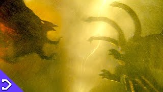 NEW Godzilla Teaser BREAKDOWN - INTIMIDATION | King Of The Monsters (2019)