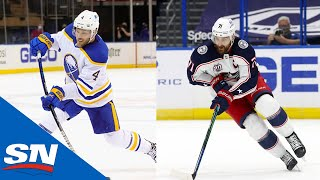 Breaking Down The Nick Foligno & Taylor Hall Trades W/ Steve Dangle
