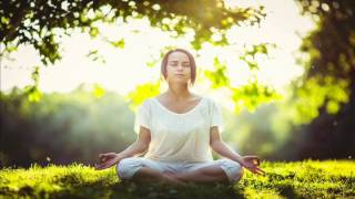 Relaxing Yoga Morning Meditation Music l Soothing Peaceful Background Music l Stress Relief Music