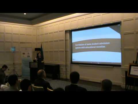 III Alumni Education Forum Baku, Azerbaijan 20.06.2014 Part 3