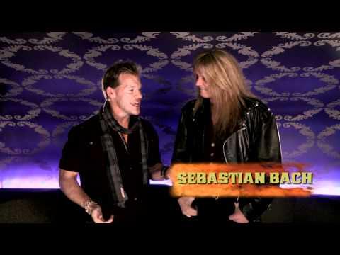 Sebastian Bach Vs. Chris Jericho: The Singing Lesson