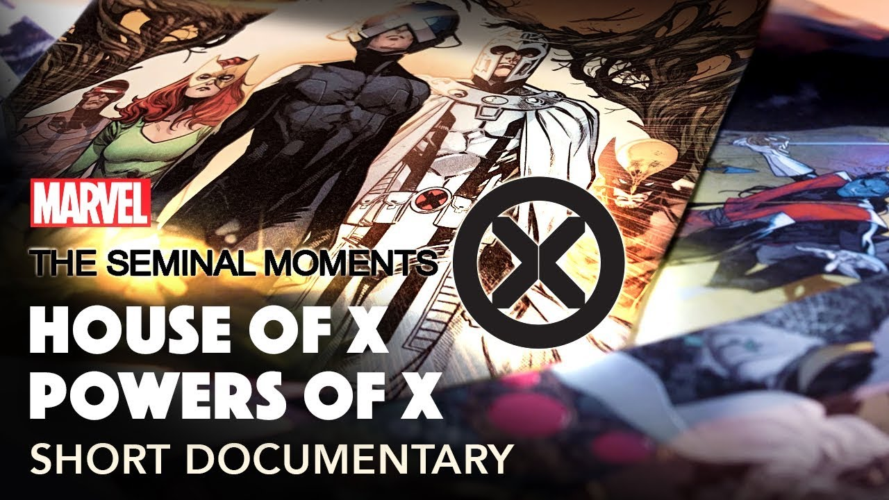 Image result for Final Seminal Moments X-Men House of X