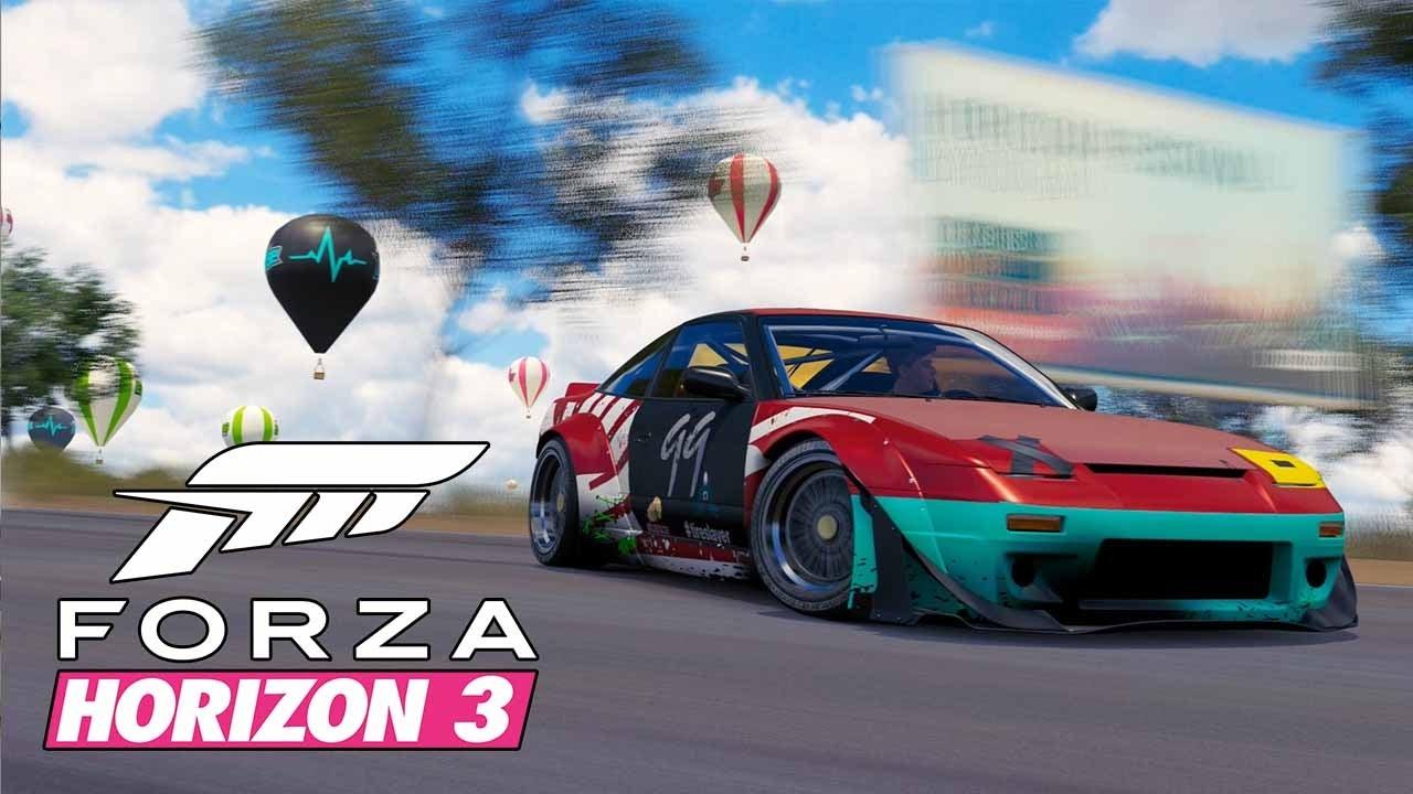 Best Forza Horizon Drift Car