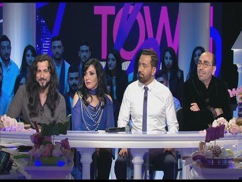 Talk Of The Town - 23/03/2017 - طارق سويد - سامية سويد