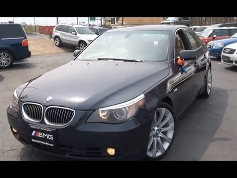 2006 BMW 5 Series 525i E60 Sedan  YouTube