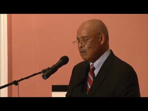 Hon. James A. Joseph | 2009 Thomas W. Lambeth Lecture At UNC-Chapel Hill