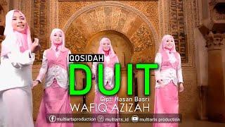 Video ALUNAN QOSIDAH DUIT  - Hj. WAFIQ AZIZAH HD720 download MP3, 3GP, MP4, WEBM, AVI, FLV Juli 2018