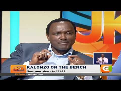 Jeff Koinage Live | Kalonzo: I have never been a Watermelon