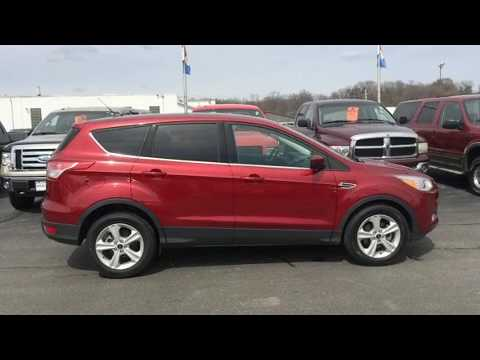 2014 ford escape se in moline il 61265 youtube. Black Bedroom Furniture Sets. Home Design Ideas