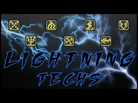 PSO2 Lightning Tech Basics [Simple + To The Point] from YouTube · Duration:  2 minutes 3 seconds