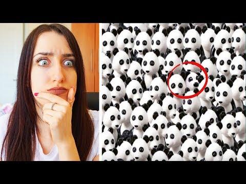 TROVA L'ERRORE CHALLENGE!!!!! ANITA STORIES