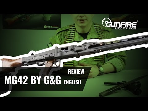 MG42 by G&G - review [English version]