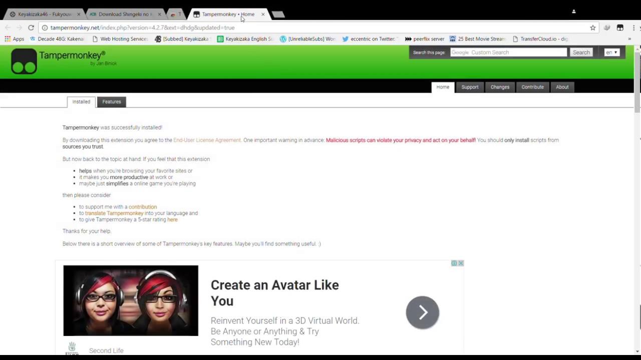 How to bypass URL shortener with ads / Cara bypass semua link shortener
