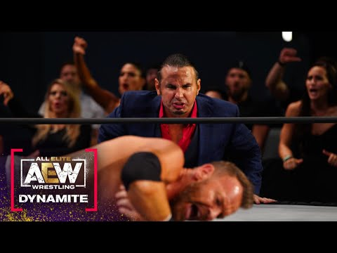 Was Christian Cage Able to Overcome the Hardy Family Office? | AEW Friday Night Dynamite, 6/11/21